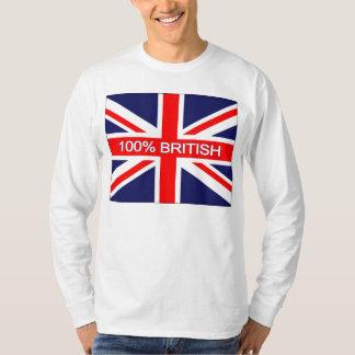 100% British T-shirt