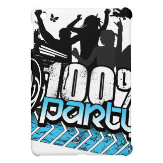 100% PARTY iPad MINI CASES