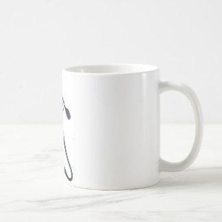 1081 Kayak Basic White Mug