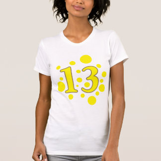 13-Thirteen T-shirt
