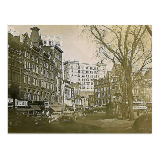 1930's Wilkes-Barre Pa. Postcard