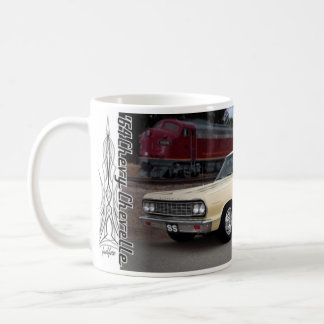 1964 Chevy Chevelle SS Muscle Car Coffee Mug