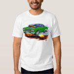 1968-69 Roadrunner Green Car T-shirt