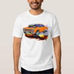 1968-69 Roadrunner Orange Car Tee Shirts