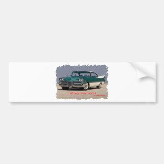 1968 Dodge Charger Daytona Bumper Sticker