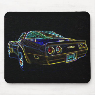 1980 Corvette Mouse Pad