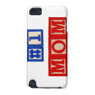 #1 Mom iPod Touch (5th Generation) Cases