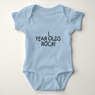 1 Year Olds Rock Tshirt