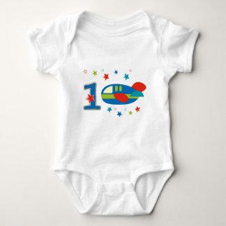 1st Birthday Airplane T-shirts