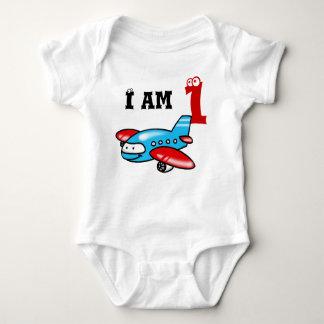1st birthday boy gift ( airplane ) t shirts