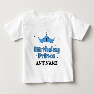 1st Birthday Prince T Shirt