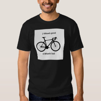 2 wheels good tees
