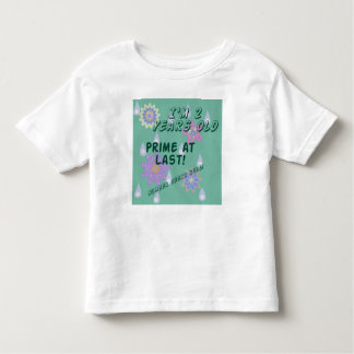 2 Year Old Birthday Tee for Boys and Girls
