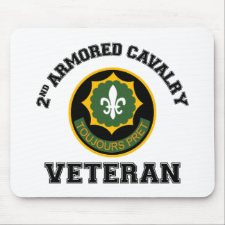 2nd ACR Vet - College Style Mouse Pad