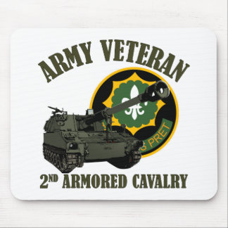2nd ACR Vet - M109 Howitzer Mouse Pad