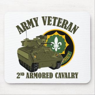 2nd ACR Vet - M2 Bradley Mouse Pad