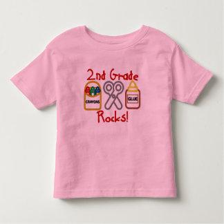 2nd Grade Rocks T-Shirt
