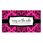 311 Icing on the Cake Hot Pink Pack Of Standard Business Cards