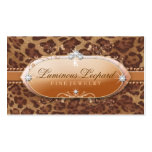 311 The Luminous Leopard Pack Of Standard Business Cards