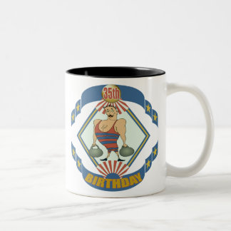 35th Birthday Gifts Mug
