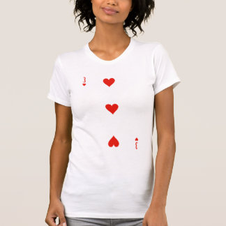 3 of Hearts (From) Tee Shirt