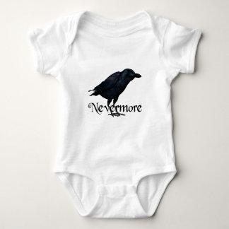 3D Nevermore Raven Tee Shirt