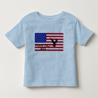 4th of July 2012 Toddler T-Shirt