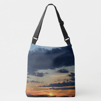4th of July Sunset 2016 Tote Bag