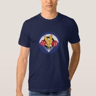 506th PIR Pocket Patch T-shirts