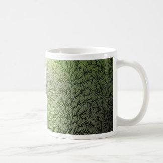 5 trees basic white mug