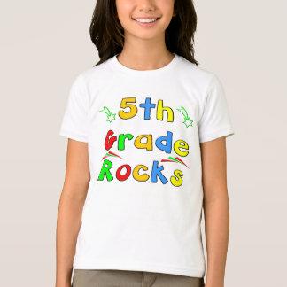 5th Grade Rocks Shirt