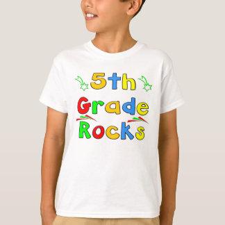 5th Grade Rocks Shirts
