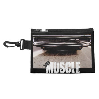 '68 Dodge Charger Clip On Bag Accessory Bag