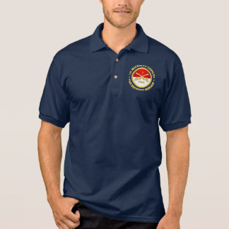 7th Michigan Cavalry (rd) Polo T-shirts