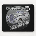 80th Birthday T-shirts and Gifts Mouse Pad