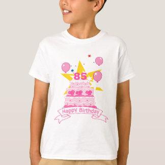 85 Year Old Birthday Cake T-shirt