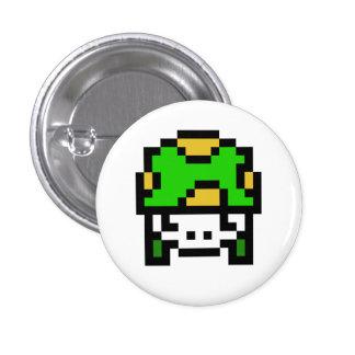 8 Bit Army 3 Cm Round Badge