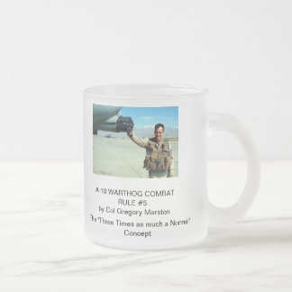 "A-10 ""Warthog"" Humor Mug"