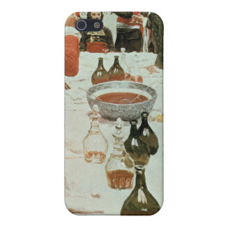 A Banquet to Genet illustration from Washington iPhone 5 Case