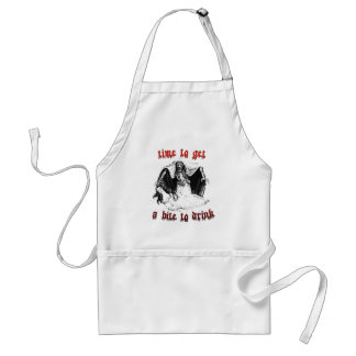 A Bite To Drink Standard Apron