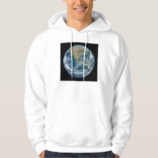 A Blue Marble Image of the Planet Earth Pullover