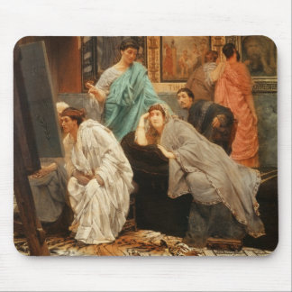 A Collector of Pictures at the Time of Augustus, 1 Mouse Pad