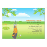 A Day of Golf Father's Day Invitation
