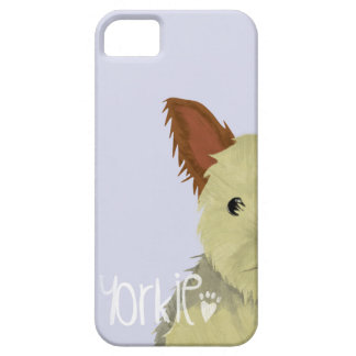 A Dogs Life - Yorkie (Short Haired) iPhone 5 Covers
