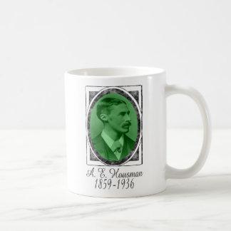 A. E. Housman Basic White Mug