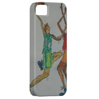a game of horse barely there iPhone 5 case