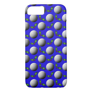 A Golfing Christmas iPhone 7 Case