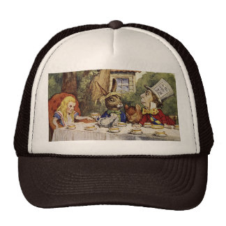 A Mad Tea Party Hat