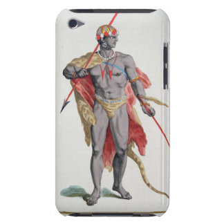 A Man from the Caribbean, 1780 (coloured engraving Barely There iPod Covers