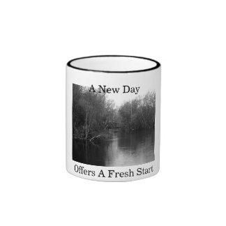 A New Day Mug -